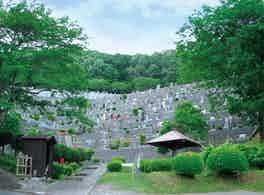 大多摩霊園 お墓