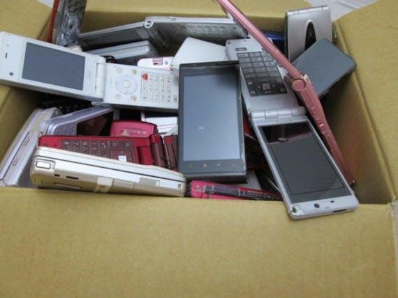 ガラケー 携帯電話