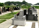 メモリアルガーデン桶川霊園 墓石