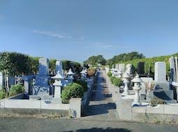 習志野市営海浜霊園 お墓
