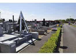 谷和原御廟霊園 自由なデザインのお墓