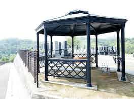 ニューメモリアルパーク小倉霊園 休憩所