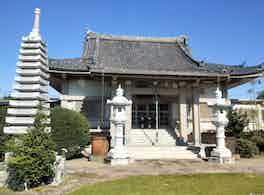 持宝寺 のうこつぼ 寺左
