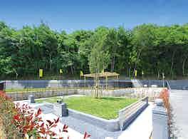 メモリアルパーク花の郷墓苑 厚木宮の里 庭園