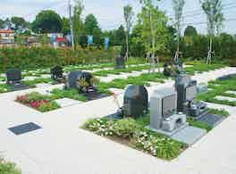 川口メモリアル和楽邸 墓地