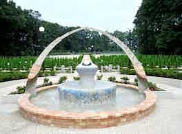 フォレスト所沢 噴水