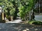 法巌寺 のうこつぼ 入口