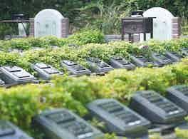 川越フォーシーズンメモリアル 永代供養墓・樹木葬「時のしらべ」霊園風景