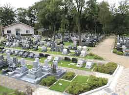 森のお墓 自然聖園 景観