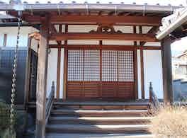 福王寺 のうこつぼ 外観