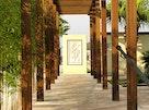 メモリアルガーデン桶川霊園 石碑