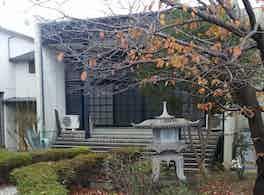 法性寺 のうこつぼ 外観斜め