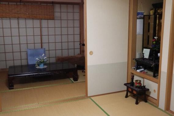 開き 仏壇