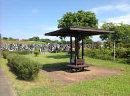 東海村公園墓地 須和間霊園 霊園風景