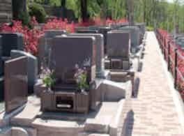 千代田霊苑 墓地