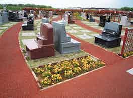 芝生の霊園あさか野セカンドステージ 墓石