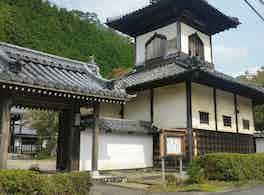 勝林寺 のうこつぼ 外観