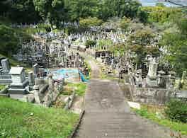 熊本市営 花園墓地