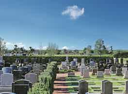 メモリアルパーク流山聖地 墓