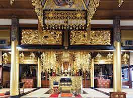 大寶寺 のうこつぼ 寺内
