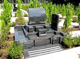 フォレスト所沢 墓石