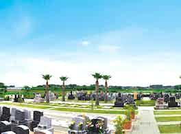 メモリアルガーデン桶川霊園 霊園風景