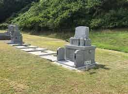 福岡中央霊園 墓