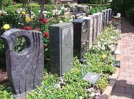 練馬ねむの木ガーデン お墓