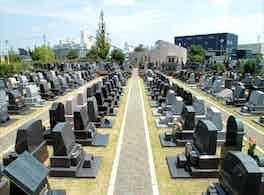 大宮霊園 第二期 お墓