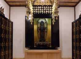 大寶寺 のうこつぼ 墓正面