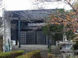 法性寺 のうこつぼ 外観