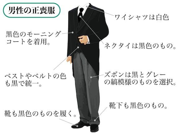 喪服 スーツ