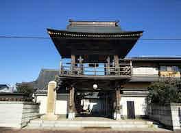 持宝寺 のうこつぼ 入り口