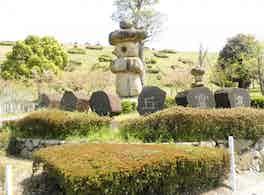 百合ヶ丘霊園 入り口