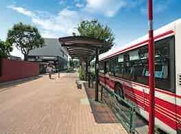 調布霊園 バス