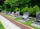 上川霊園 庭園墓所