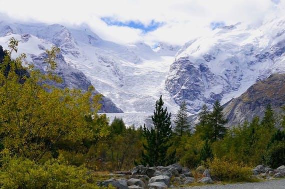 冬登山 高齢者