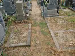 高松市 摺鉢谷墓地